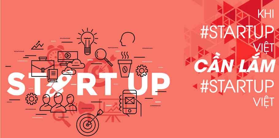 Startup Việt Cần Lắm Startup Việt