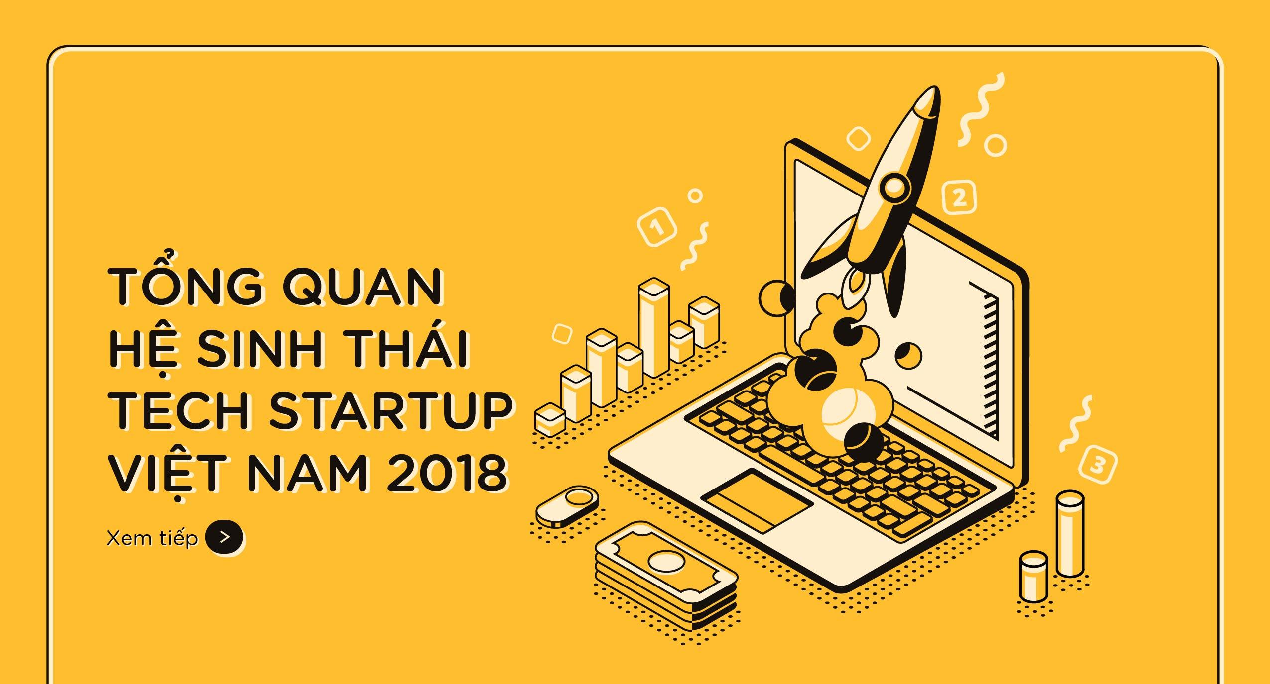 Tổng quan Hệ sinh thái Tech Startup Việt Nam 2018